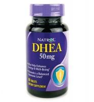 Natrol DHEA 50mg – TPCN tăng cường sức khỏe, chống lão hóa 60 viên