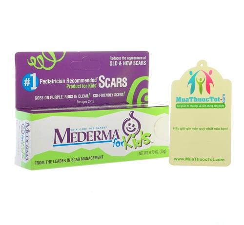 Cách sử dụng để mang lại hiệu quả xóa tan vết sẹo cho trẻ