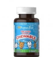 Chewable, 100 Viên - Viên Nhai Cung Cấp Vitamin Tổng Hợp cho Trẻ Em