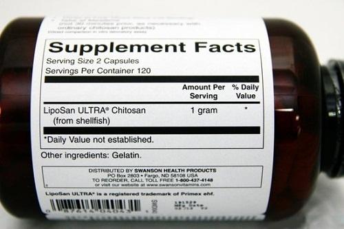 Không chỉ là viên uống giảm cân. chitosan còn là thần dược có tác dụng làm cho con người trẻ lâu hoạt hóa tế bào cơ thể gia tăng khả năng miễn dịch