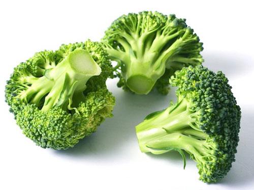 Bông cải xanh rất giàu VitaminB