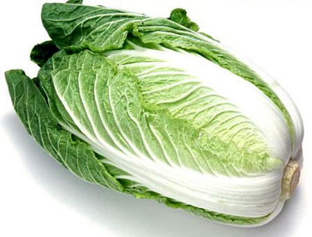 cải thảo có chứa nhiều chất khoáng, Vitamin