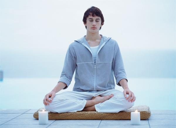 Ngồi thiền cũng là biện pháp hiệu quả chữa bệnh rối loạn cương dương