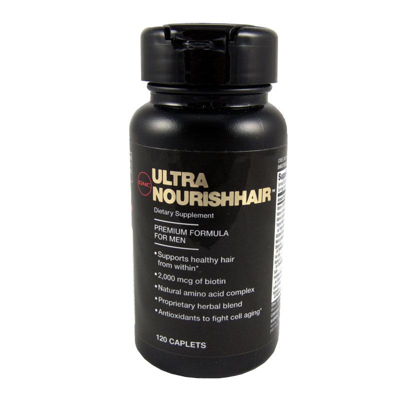 Tác dụng nổi bật của gnc men's ultra nourish hair