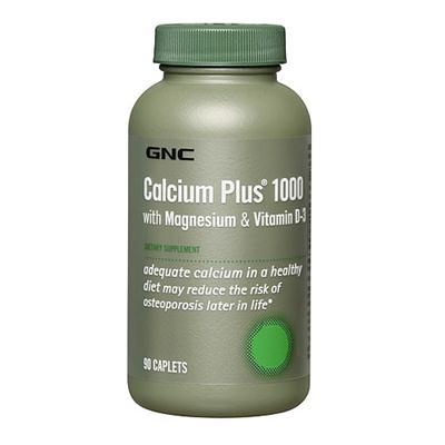 GNC Calcium Plus 1000
