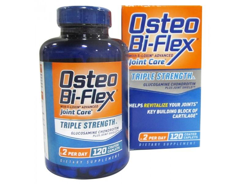 Osteo Bi-Flex Triple Strength giúp bổ sương khớp