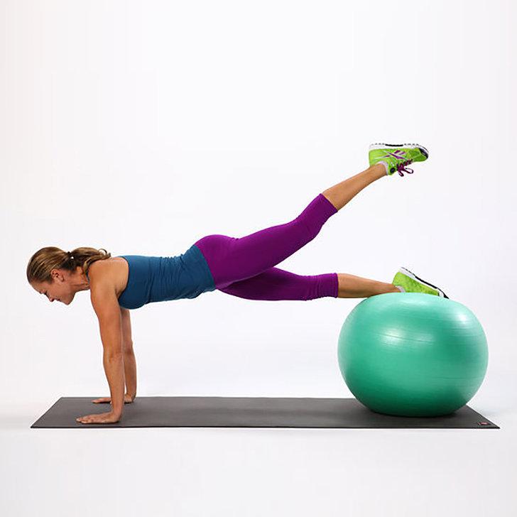 động tác bóng và cổ chân