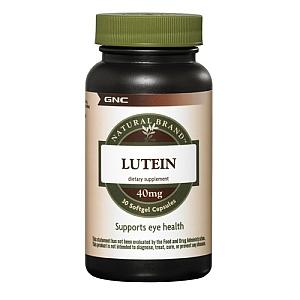 GNC Lutein 40 mg giúp bạn bổ sung Lutein