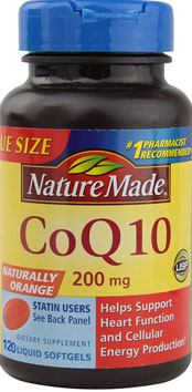 Nature Made CoQ10 Coenzyme