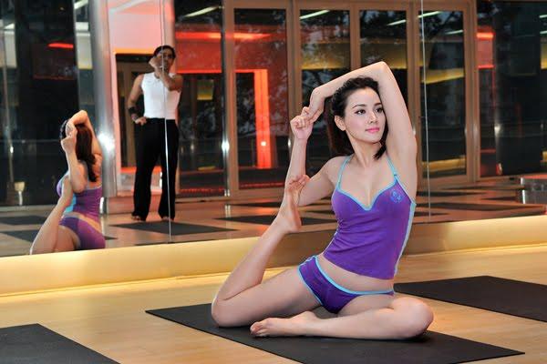 6 lý do yoga giúp bạn giảm cân