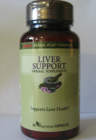 GNC Hearbal Plus Liver Support