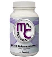 Thuốc nở mông Major Curves tăng vòng 3 an toàn và hiệu quả 60 viên