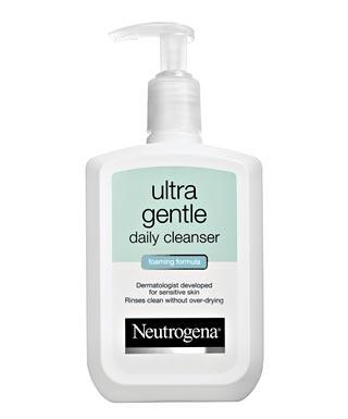 Neutrogen Ultra Gentle Daily Cleanser: Sữa rửa mặt dịu nhẹ dành cho mọi loại da