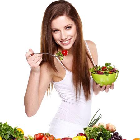 Chế độ dinh dưỡng hợp lý và tập thể dục đều dặn là cách lấy lại vóc dáng tốt nhất