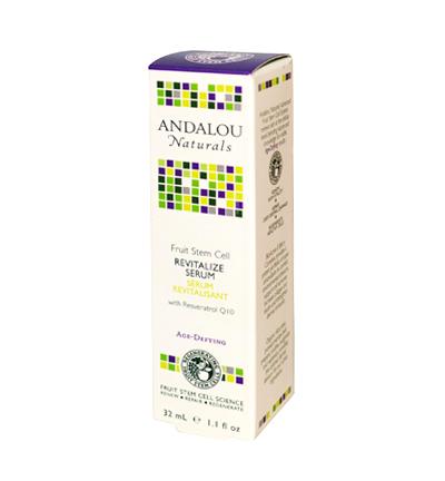 Andalou naturals - huyết thanh giúp tái tạo tế bào da chết, 32ml