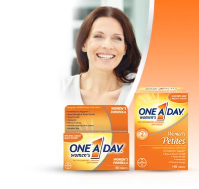 One A Day For Women Multivitamin  bổ sung vitamin và khoáng chất cho phụ nữ