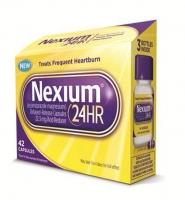 Nexium 24HR - thuốc hỗ trợ điều trị bệnh viêm loét dạ dày hành tá tràng, 42 viên