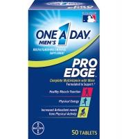One-A-Day Men's Pro Edge Multivitamin- Thuoc cung cấp Vitamin và khoáng chất cho nam giới, 50 viên