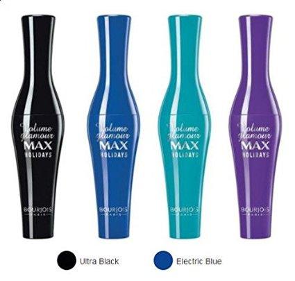 Bourjois Paris Volume Glamour Max Holidays Mascara- Mascara làm dày, cong mi tự nhiên 11ml