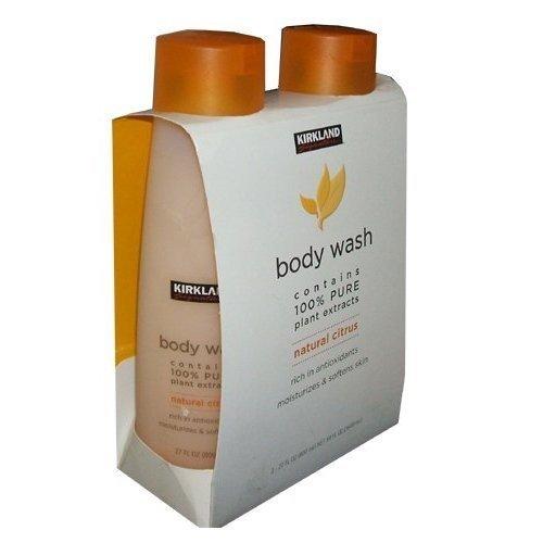 Kirkland Signature Body Wash sữa tắm làm mềm mịn da, giữ độ ẩm cho da hiệu quả