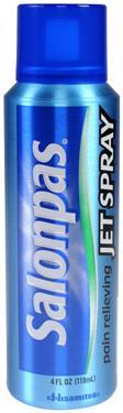 Salonpas® jet spray – dung dịch xịt giảm đau khớp, giảm bầm tím hiệu quả, 118ml