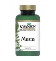 Swanson Maca- Thuốc tăng cường sinh lực nam và nữ, 100 viên