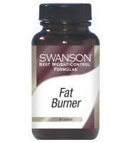 Swanson Fat Burner- Thuoc giảm cân, 60 viên