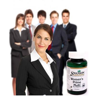 Swanson Women's Prime Multi cung cấp nguồn dinh dưỡng cần thiết cho phụ nữ