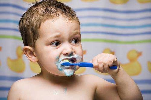 Tác dụng nổi bật của kem đánh răng cho bé kid's crest cavity protection