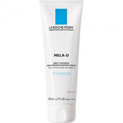 La Roche-Posay Mela-D Deep Cleansing Brightening Foaming Cream- Sửa rữa mặt làm sạch bụi bẩn và giúp da trắng hồng, 125ml