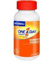 Thuốc bổ sung Vitamin cho phụ nữ  One a Day Multivitamin Women's Formula, 200 viên cung cấp dinh dưỡng thiết yếu cho cơ thể