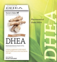 Doctor's Select DHEA – viên bổ sung DHEA giúp cơ thể chống lại quá trình lão hóa, 25 mg, 350 viên