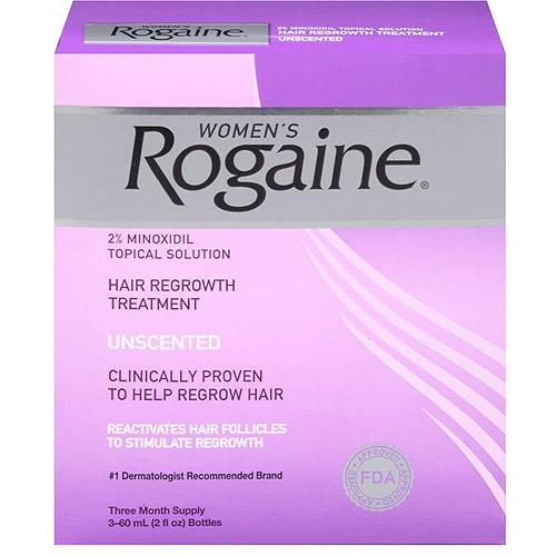 Rogaine for Women Hair Regrowth Treatment 60ml: Dung dịch mọc tóc dành cho nữ giới