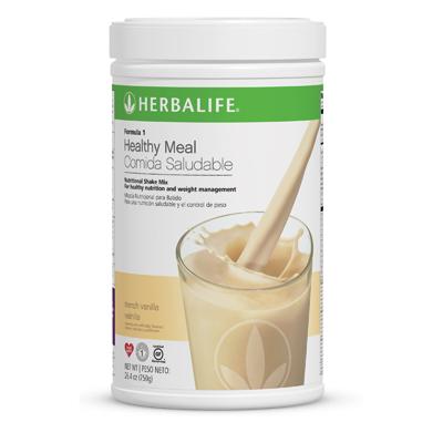 Herbalife formula 1 shake mix french vanilla – sữa bổ sung dinh dưỡng cao cấp hỗ trợ giảm cân