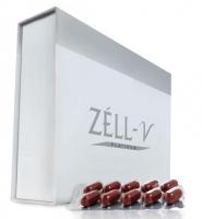 Zéll-V Platinum – nhau thai cừu giúp chống lại quá trình lão hóa, trẻ hóa làn da, 30 viên