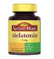 Nature Made Melatonin – thuốc chống mất ngủ hiệu quả, 3mg, 150 viên