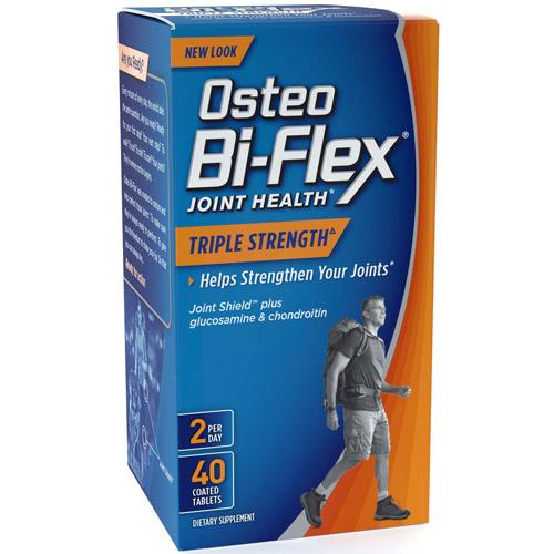 Osteo Bi-Flex Dietary Supplement Glucosamine giúp bảo vệ và tăng cường các khớp xương