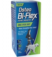 Osteo Bi-Flex Glucosamine HCI & Vitamin D3: Viên uống hổ trợ điều trị bệnh thoái hóa xương khớp, 30 viên