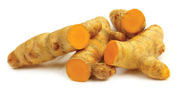 Curcumin là chất tạo nên sắc tố vàng sáng ở củ nghệ dùng để điều trị các rối loạn ở dạ dày
