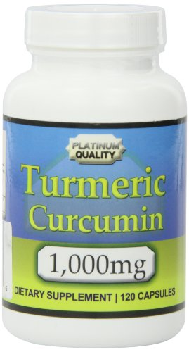 Eden Pond Turmeric Curcumin 1000 mg in Two Daily cung cấp 1000 mg Curcumin