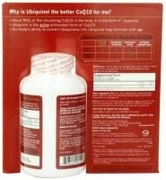 Qunol™ Mega CoQ10 – thuốc hỗ trợ, chăm sóc hệ tim mạch hiệu quả, 100mg, 120 viên