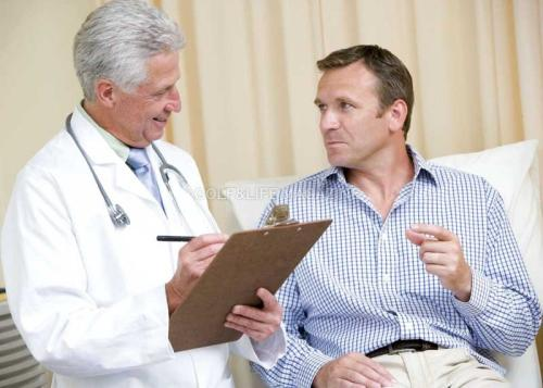 Ở đọ tuổi 50, cơ thể nam giới bắt đầu có nhiều thay đổi
