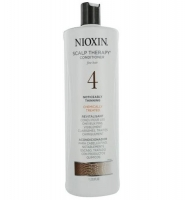 Nioxin System 4 Cleanser & Scalp Therapy for Fine Treated Hair Duo 150ml- sản phẩm chăm sóc tóc