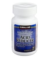 Kirkland Signature Acid reducer  - thuoc hỗ trợ tiêu hóa, điều trị chứng ợ nóng khó tiêu, 95 viên