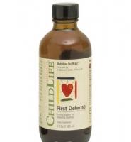 Childlife First Defense, 118.5ml: Thực phẩm chức năng cung cấp vitamin tăng hệ miễn dịch cho bé