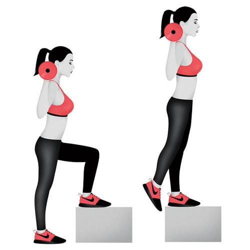 5 bài tập quyền năng giúp vòng 3 nở nang cao vút