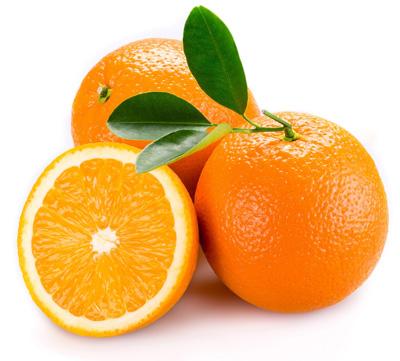 Cam chứa nhiều vitamin C