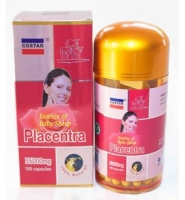 Sheep Placenta Costar: Viên uống chống oxy hóa từ nhau thai cừu, 100 viên, 35000 mg