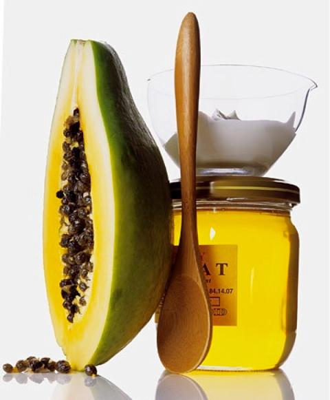 Đu đủ, mật ong, sữa bò giúp tăng cường khí lực, bảo vệ mắt