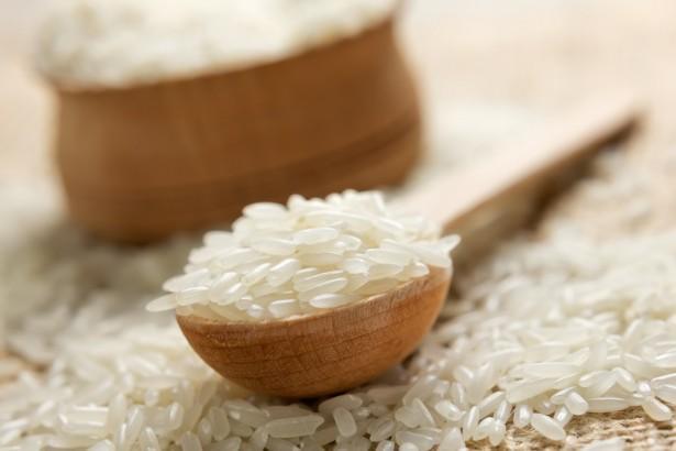 Gạo là thực phẩm rất thông dụng để tầy tế bào chết